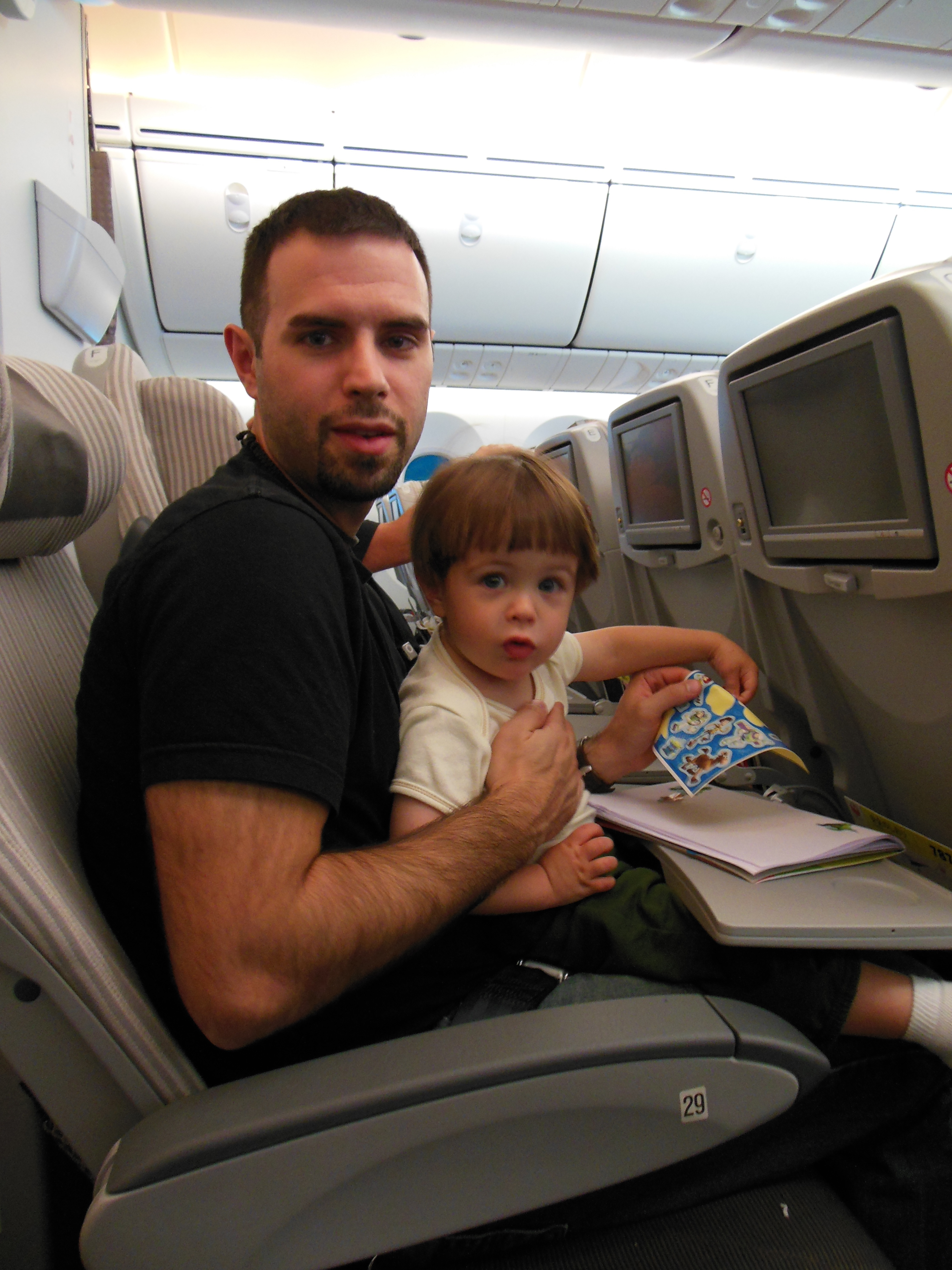 Traveling With A Toddler On Japan Airlines Expat Heather