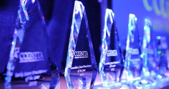 Cognita Awards for Excellent ceremony 2013
