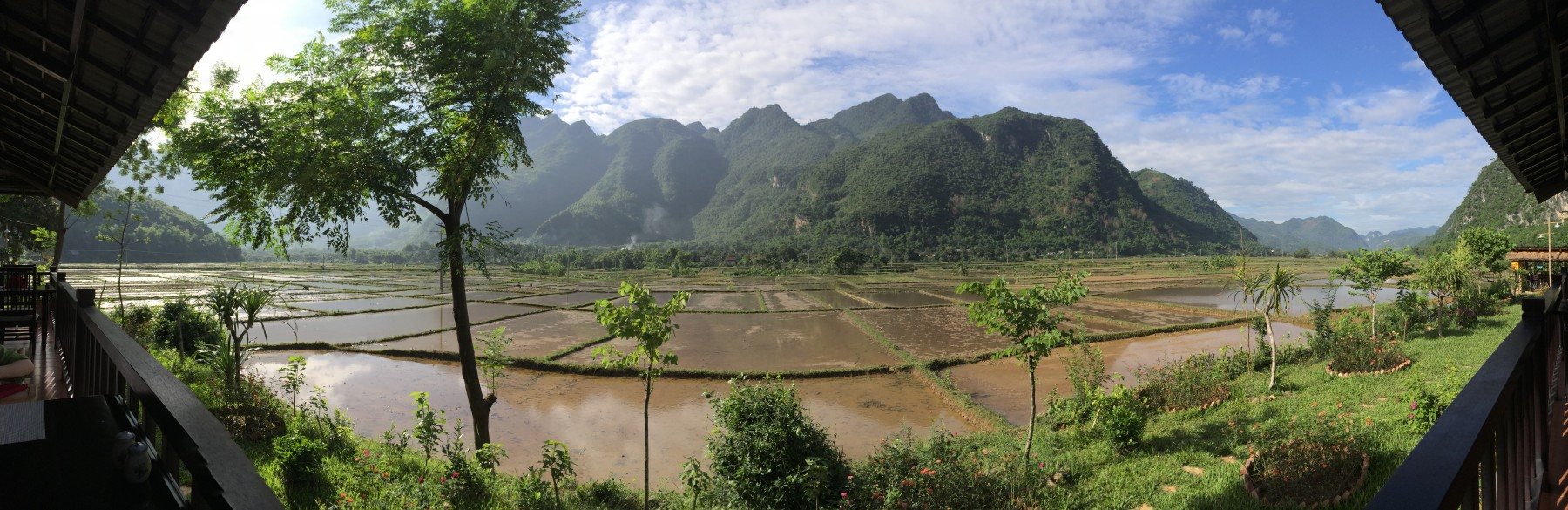 Mai Chau Village in Vietnam