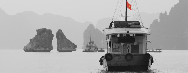 Ha Long Bay Jan Smith