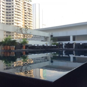 Pool at I-Residence Hotel